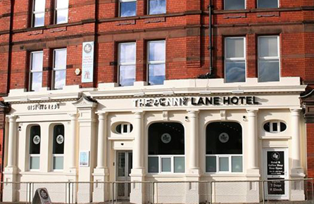 hoteles Liverpool, Penny Lane Hotel Liverpool